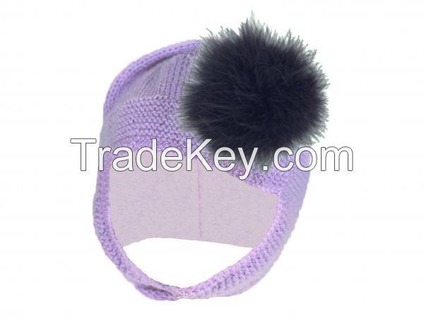Lavender Blossom Bonnets