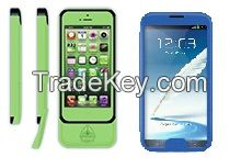 Mobile Phone Cases for iPhone 5/5s, Samsung Galaxy Note 3, Note 2 and S4