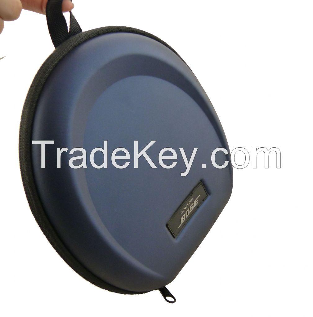 Wholesale waterproof EVA protective headphone case