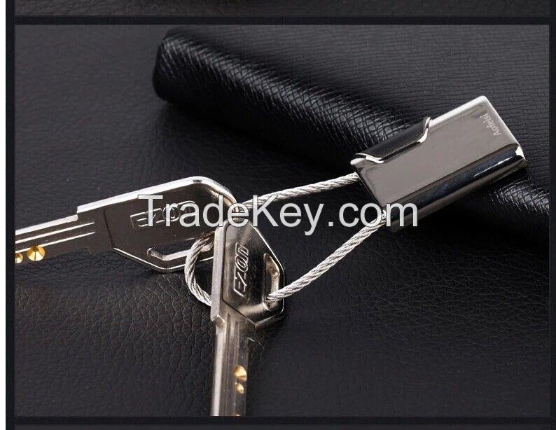 Fashion  Key Ring / Metal  Material / Car Partners