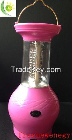 5.4W solar lantern with CE certification