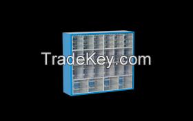 Hobby drawer bin sets