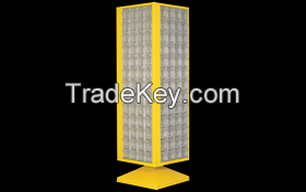 Drawer box rotary cabinets