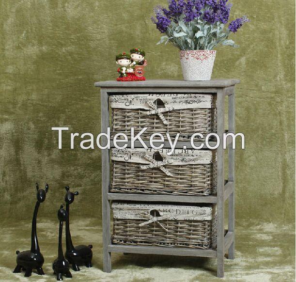 living room furniture wooden storage cabinet for home decor