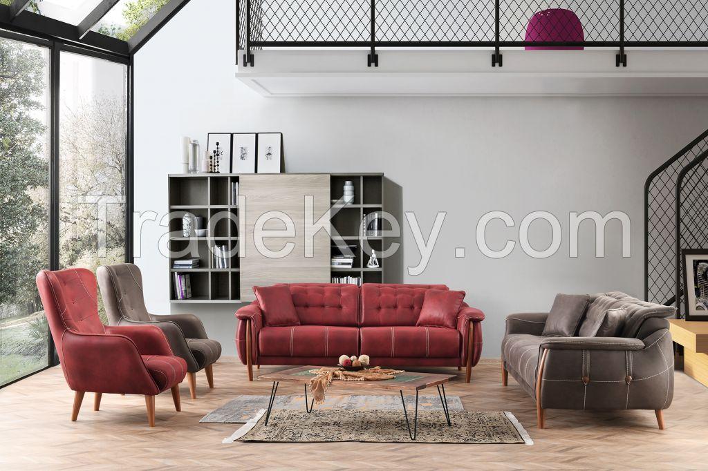 Diva Sofa Set