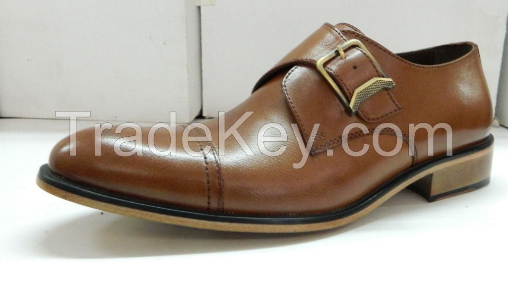 Mens Formal Monk Shoes