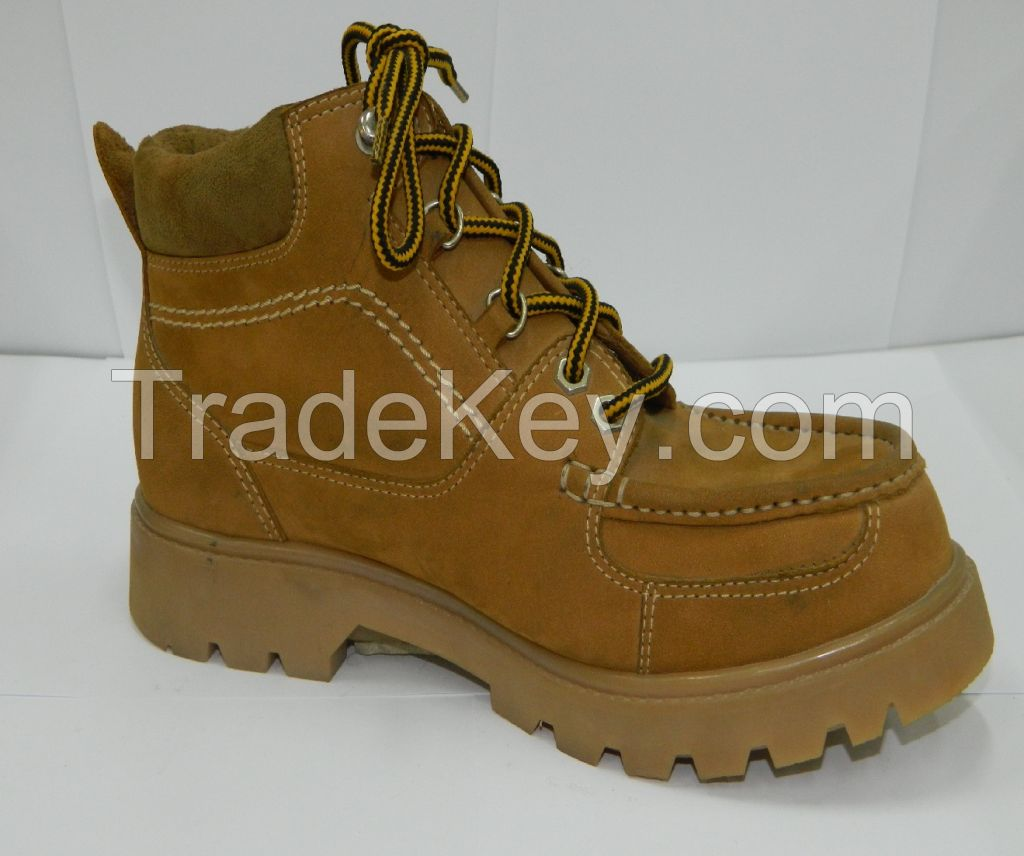 Mens Working Safety Boots
