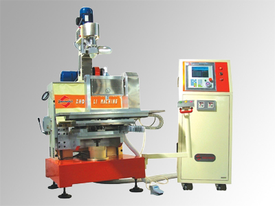 CNC brush filling and drilling machine