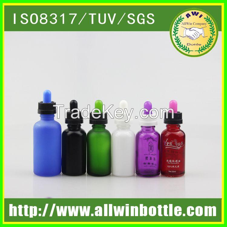 Allwin glass dropper bottle for perfume use
