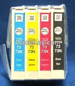 Original setup ink cartridge 73