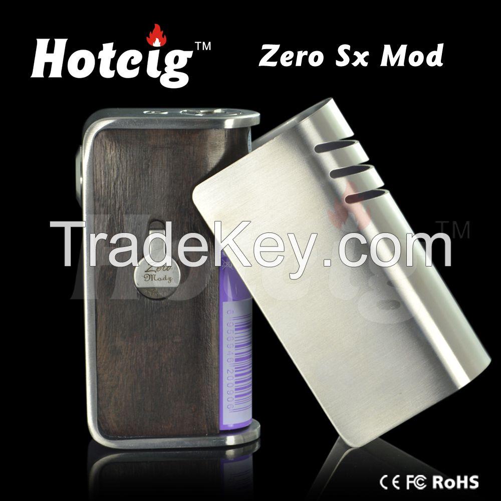 2015 new products eletronic cigarette Zero sx mod Gsensor hot selling mod