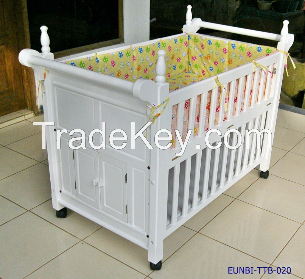 EUNBI Baby Cribs