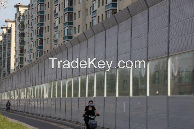 Railway/Highway/Bridge Sound Insulation Barrier