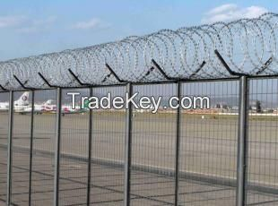 Airport Security Fence Airport Perimeter Fencing