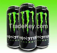 monster ernergy drink