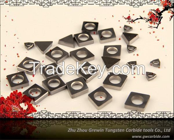 Tungsten carbide insert shim