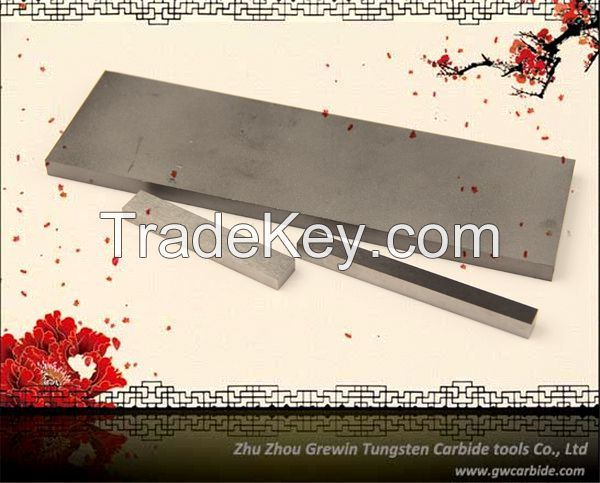 tungsten carbide square bar, strip