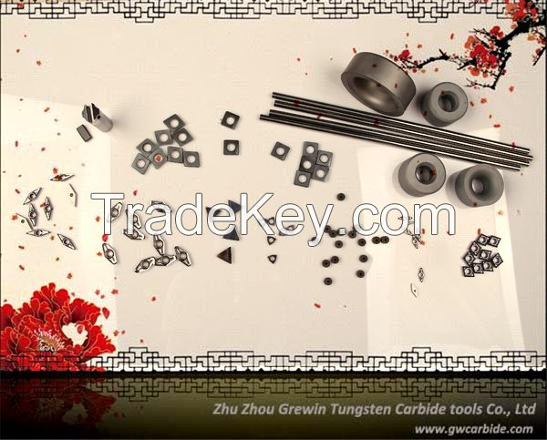 Tungsten carbide wear parts, carbide tool