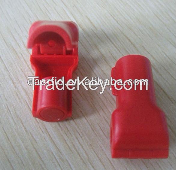Reliable EAS Security Display Hook Stop Lock