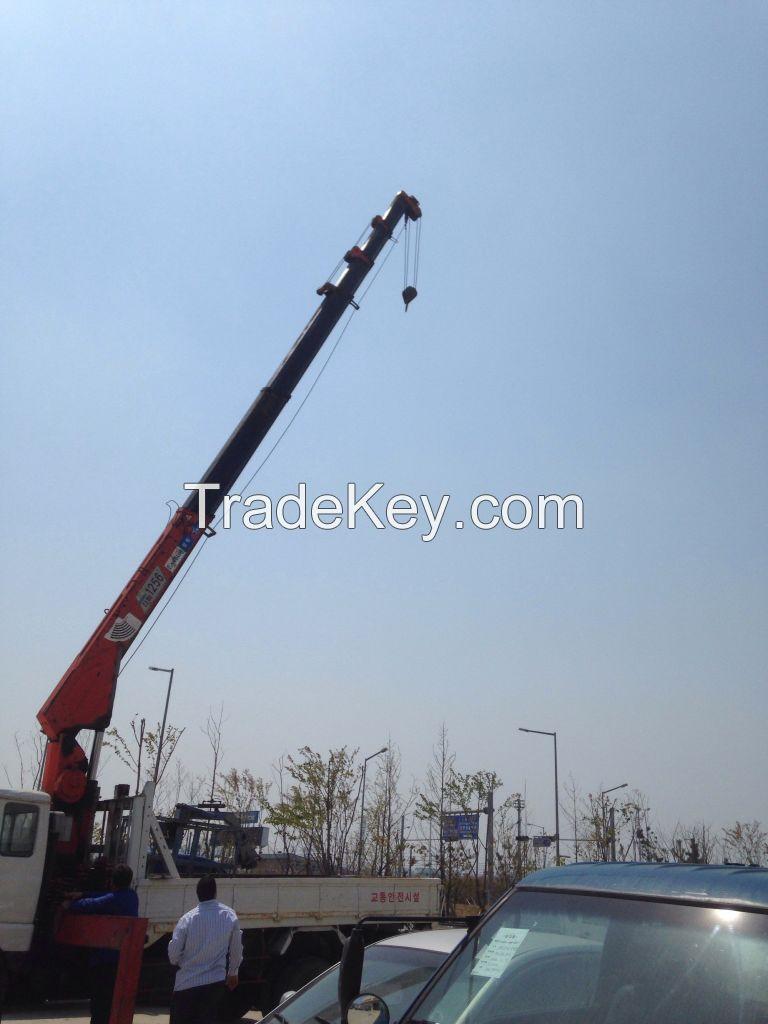 Kinglim Truck Crane