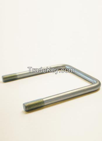 Square U-Bolts for special machines