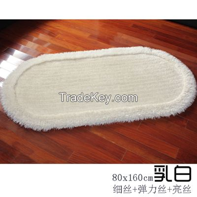 Polyester Solid Shaggy Carpets
