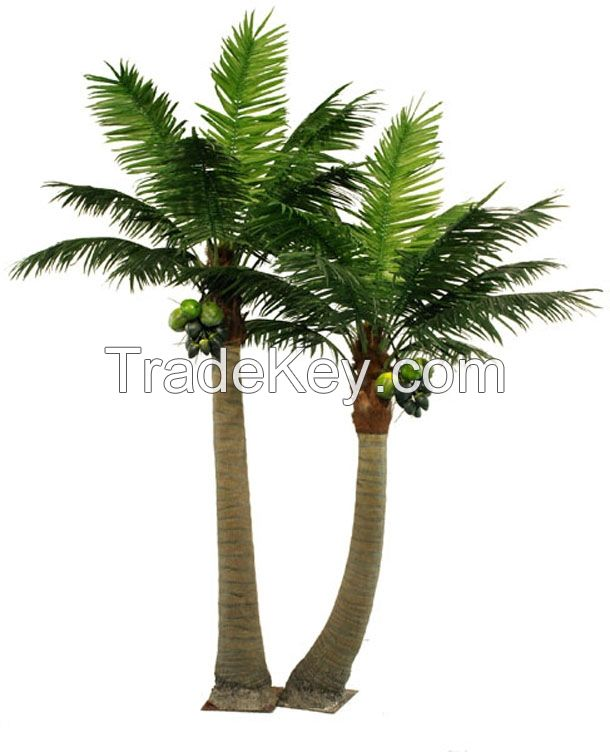 cheap wholesale artificial coconut tree