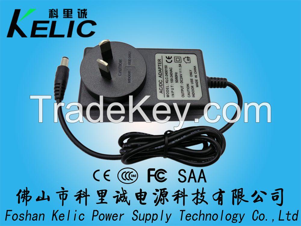 power converter 5a adapter ac power supply KL06-h