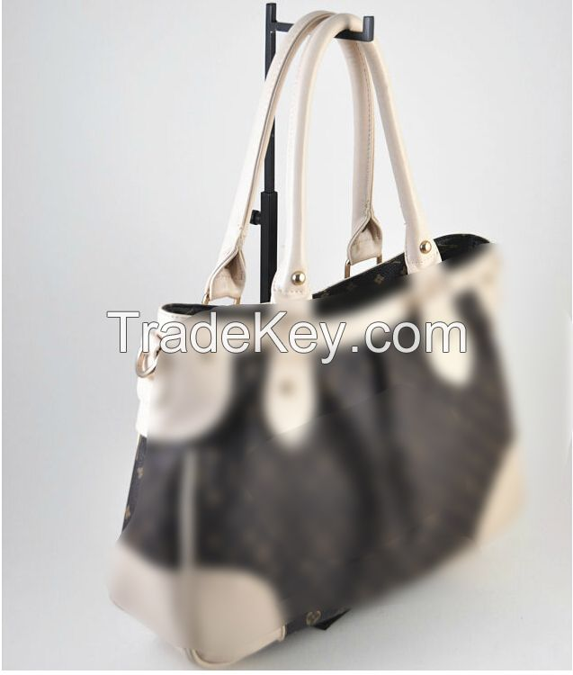 Adjustable Height Handbag Display Stand Stainless Steel Women Bag Display Rack Holder