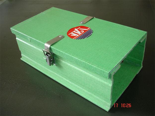 Fiberglass Reinforced Plastic pultrusion grill