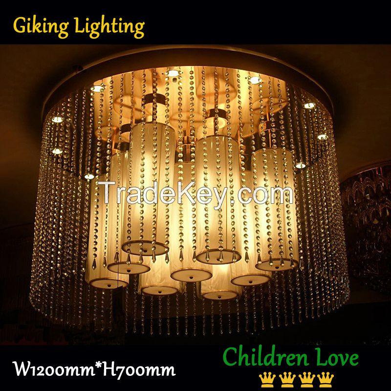 GKC0003 Width 1000mm Giking Lighting Good Quality Classical Big Ceiling Lamp Modern Ceiling Lamps