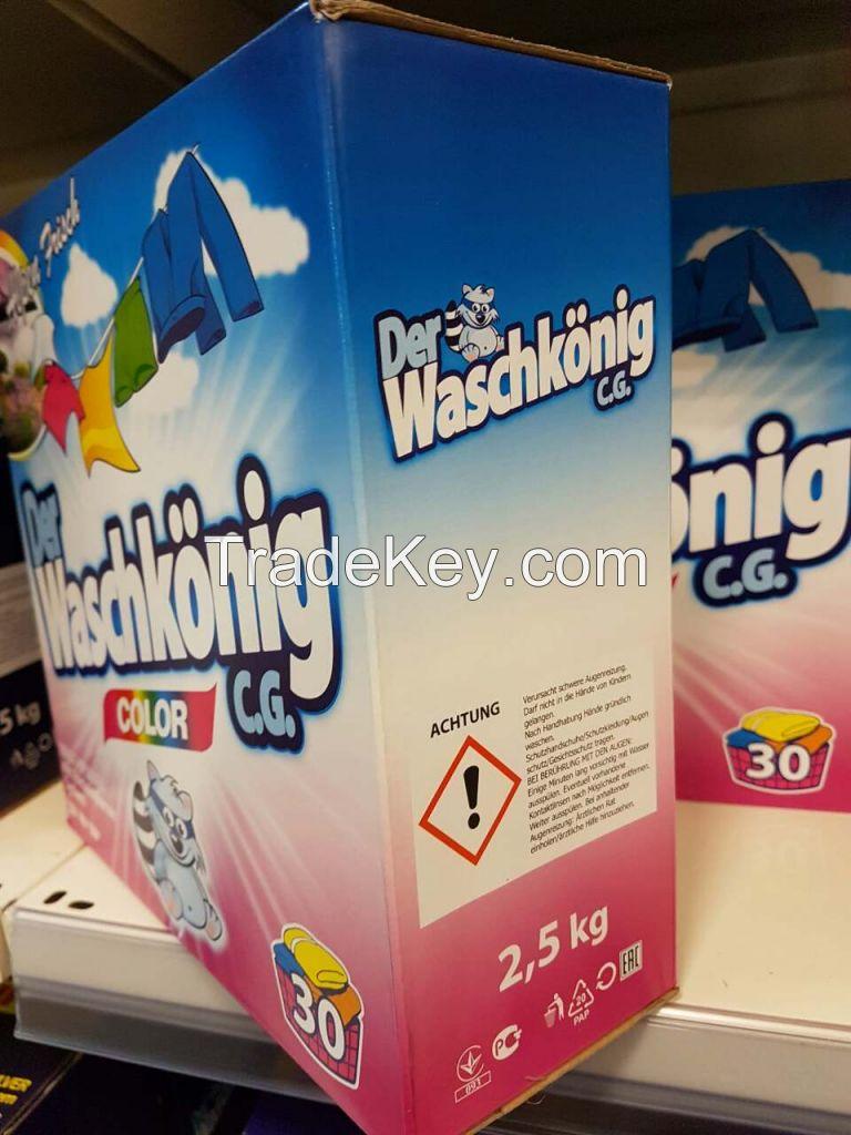 Quality washing powders (German)