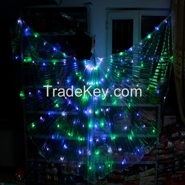LED Wings Belly Dance