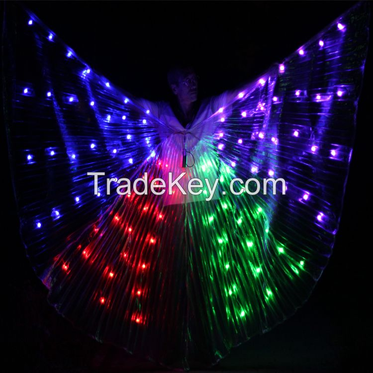 LED Wings Multiple Colors