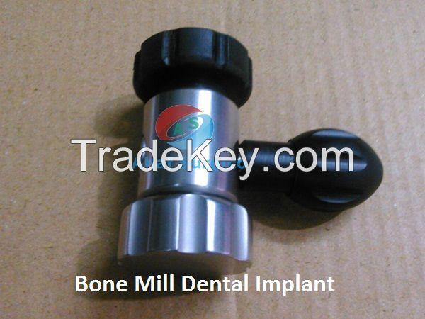 Bone Mill Dental Implant