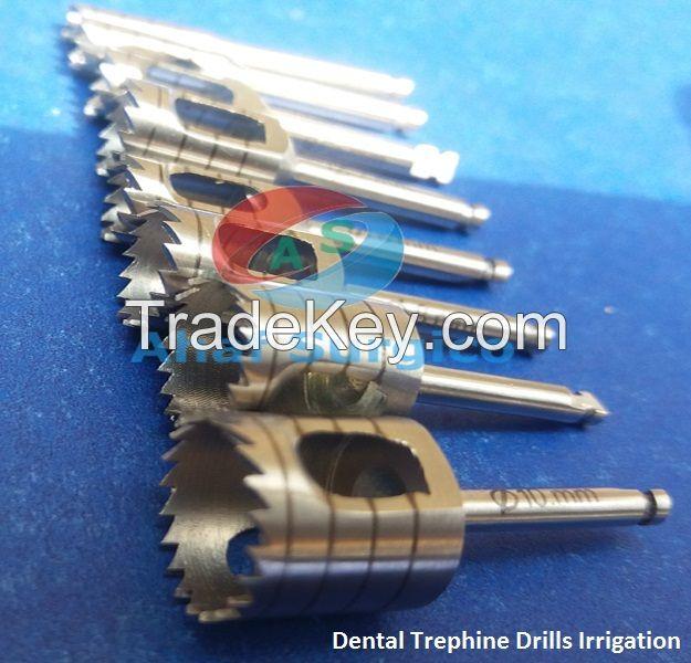 Trephine Drills