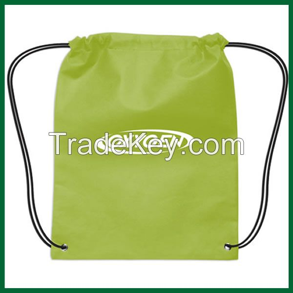 Cheap Reusable Promotional Drawstring Bag China Supplier