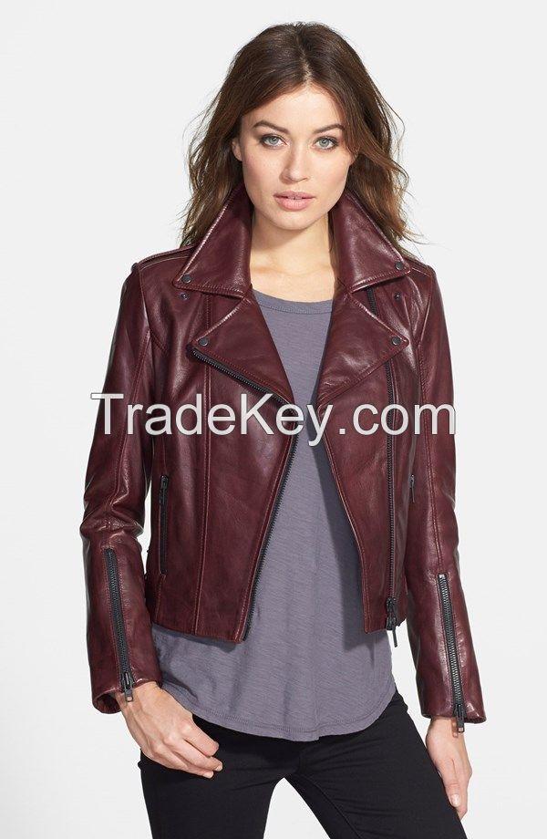 Ladis Leather jacket