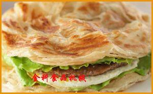 Hand Grasp Pancake (Lacha Parasha) Machine