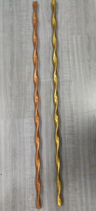 Twisted tube