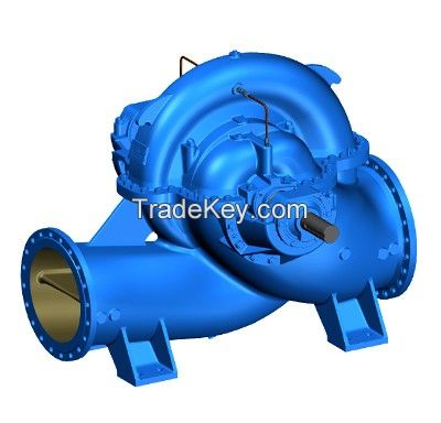 HS(V) Centrally-split Volute Centrifugal Pump