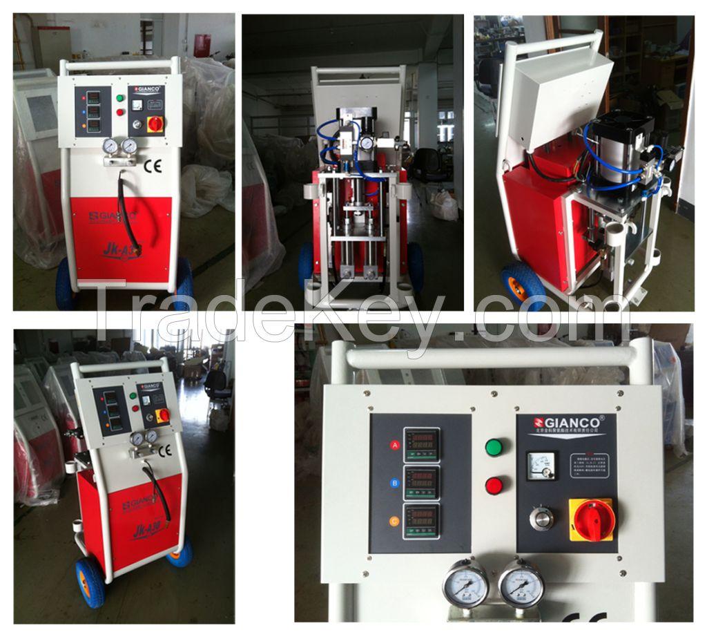 2015 Jinke A30 PU Foam And Polyurea Coating Spraying  Machine