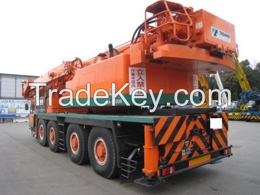 TADANO GA1000N All Terrain Crane 100 tones