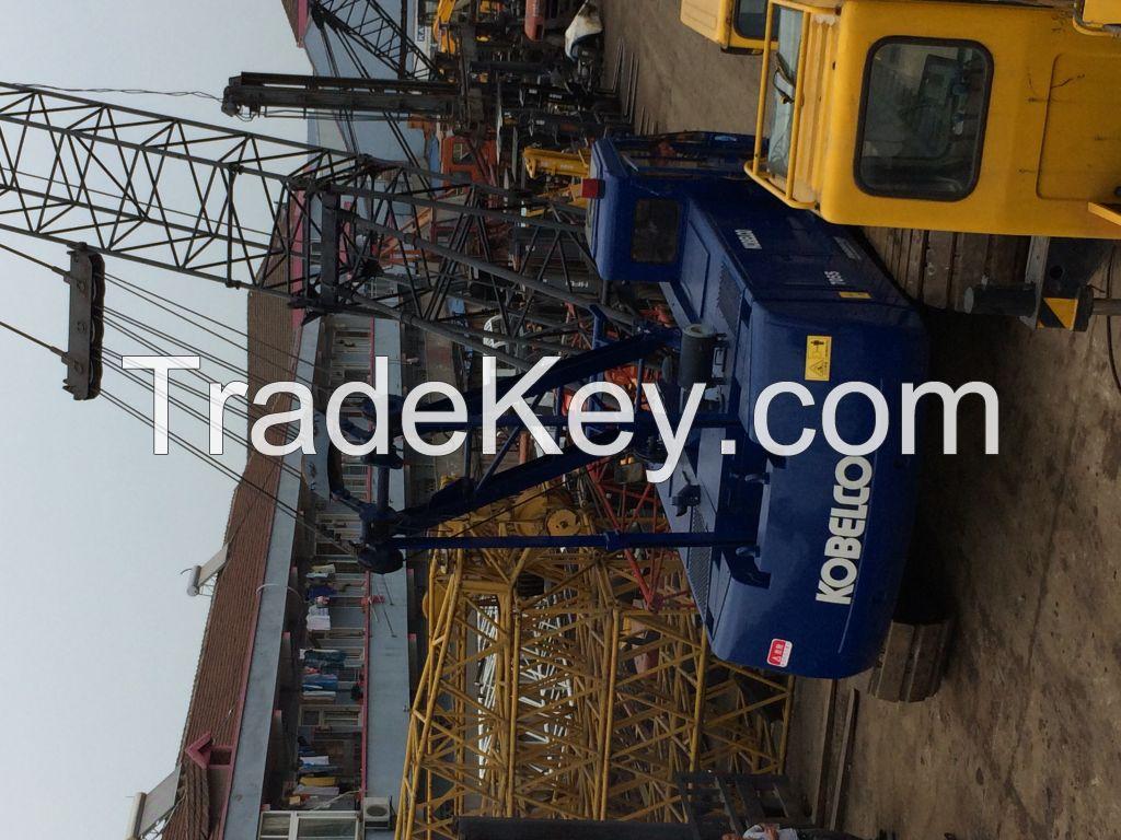 KOBELCO 7055 crawler crane 55 tone good condition hot sell