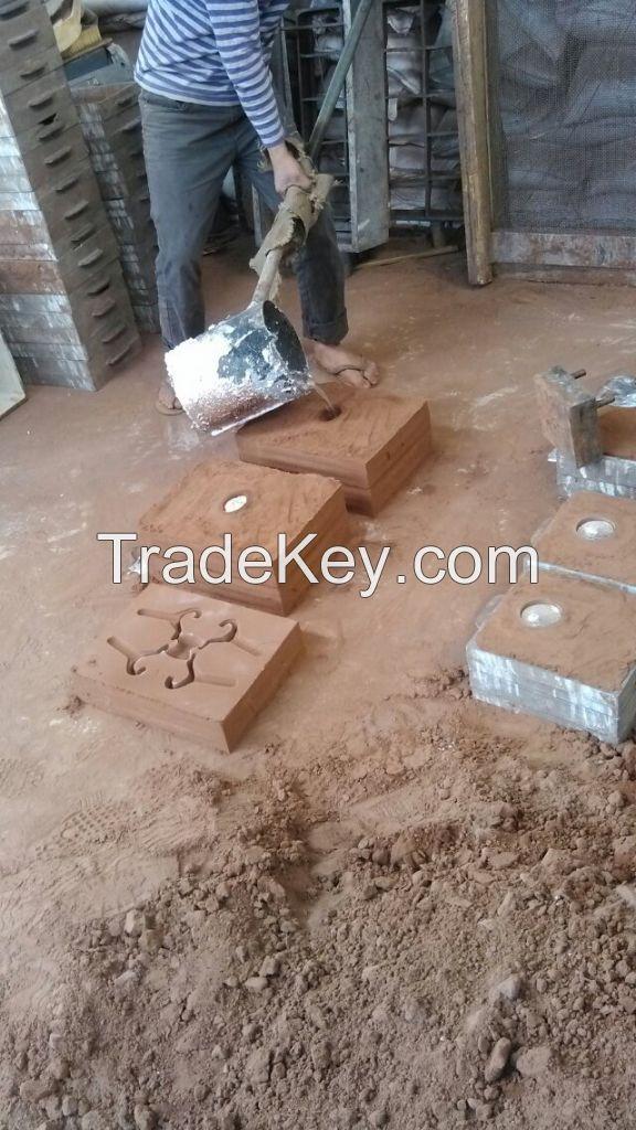 sand casting aluminum