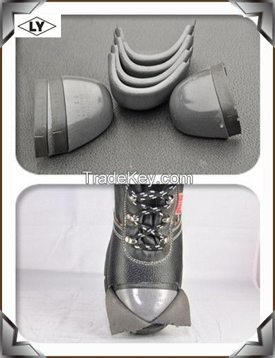 Removable steel toe caps for safety
