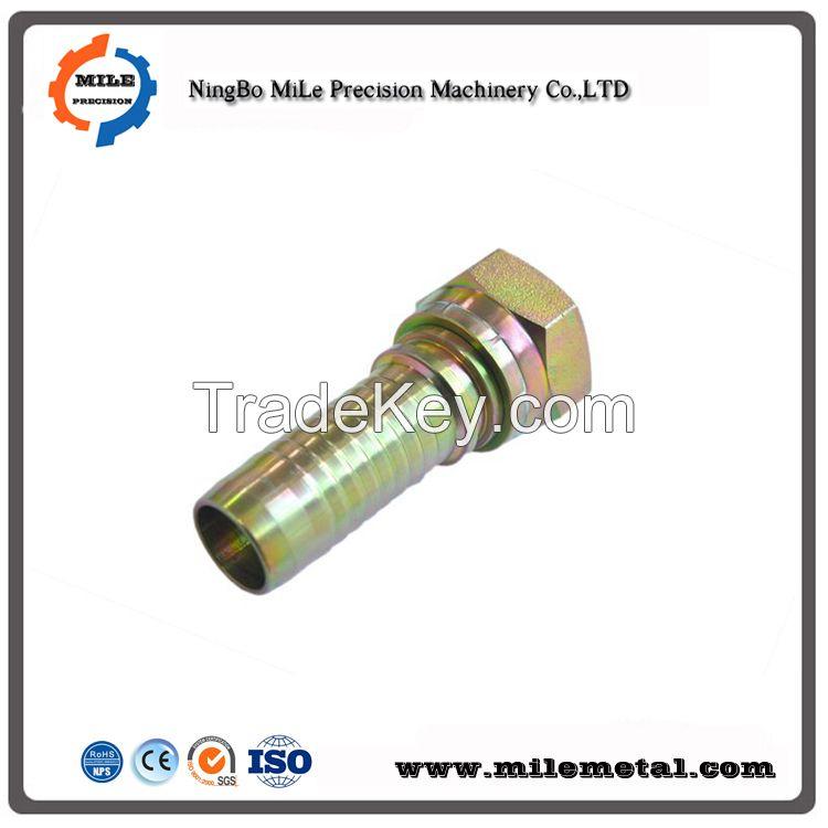 OEM precision Stainless Steel parts, 304L, 316L Hexagon CNC machining parts, CNC PRECISION AUTOMATIC LATHE parts