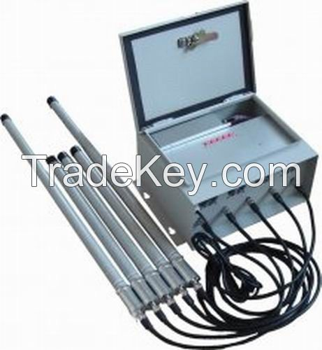 Prison wireless control system 530W  mobile phone signal  Jammer (  Jamming up to 600m)