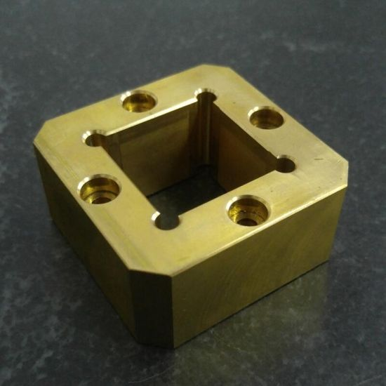 Cnc Brass Part Machining Services high quality fast delivery
