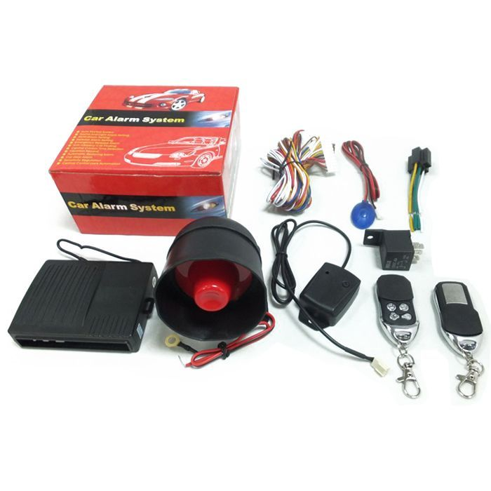 in wells one way plc car alarm system clock